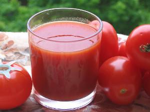 рецепт консервирования томатного сока