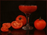 Напиток из томатов - вкусные витамины
