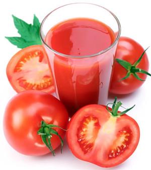 великолепный томатный сок с мякотью