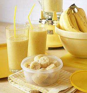Питательный с бананом