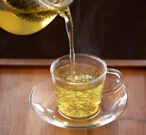 Полезный напиток - белый чай