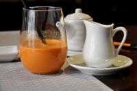 коктейль из моркови