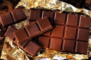 Плитка шоколода