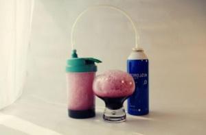 приготовление кислородного коктейля дома