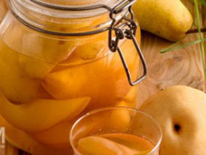 Рецепты компота из груш