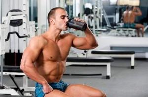 Правильный протеиновый коктейль для билдеров