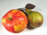 Вкусный компотик из яблок и груш