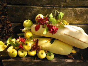 приготовление яблочно-кабачкового сока