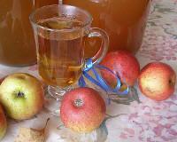 Полезный яблочный сок