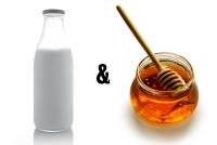 от болезней молоко с медом