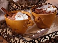 вкуснейший горячий шоколад