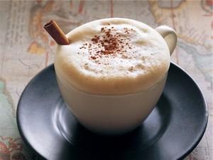 вкуснейший кофе с корицей