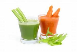 сок сельдерей и морковь