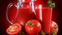 заготовка томатного напитка на зиму