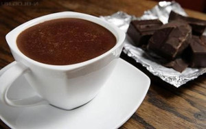 Знаменитый на весь мир горячий шоколад
