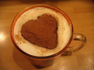 потрясающее какао сваренное на воде