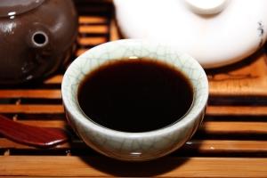 Правильное приготовление чая пуэр
