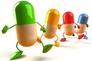Витамины в гранате