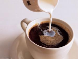 вкуснейший кофе с молоком