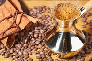 готовим кофе в турке правильно